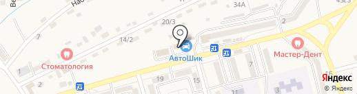 Артем ИРЦ на карте Нового