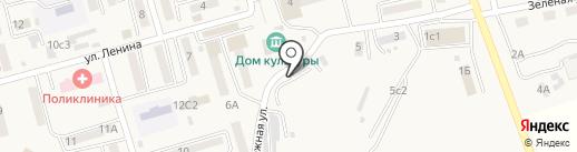 Коммунальщик-1 на карте Нового