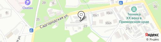 Новые комплексные технологии на карте Владивостока