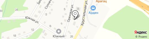 Городская служба аварийных комиссаров на карте Нового