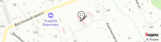 Краевой детский фтизиатрический консультативный центр на карте Владивостока