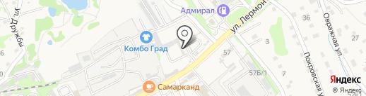 777 на карте Трудового