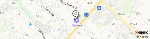 Mel bet на карте Трудового