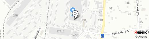 Центр Кровли на карте Артёма