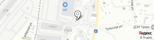 СервисТорг-ДВ на карте Артёма