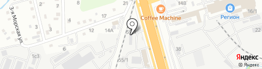 Monroe на карте Артёма