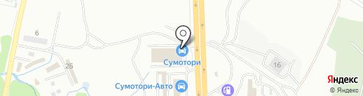Kia на карте Артёма