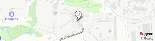 ДВ-Цемент на карте Артёма