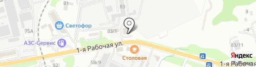 ПК Металлинвест на карте Артёма