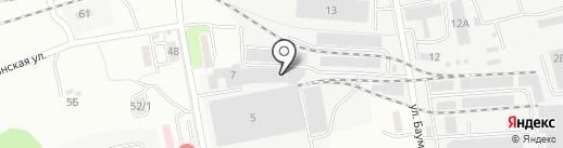 Аралияwood на карте Артёма