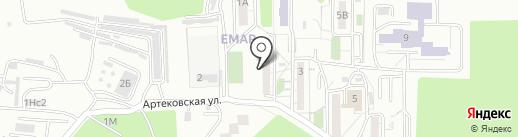 Участковый пункт полиции №27 Советского района на карте Владивостока