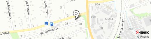Kinder shop на карте Артёма