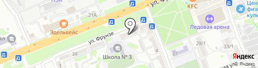 Велес-зоомир на карте Артёма