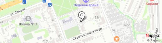 Твой Дом на карте Артёма