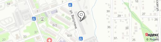 Артемовский завод жестяных изделий на карте Артёма