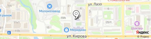 Феникс на карте Артёма