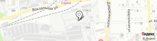Восток-ИнвестСталь на карте Артёма