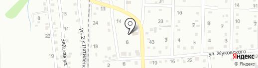 Садко на карте Артёма