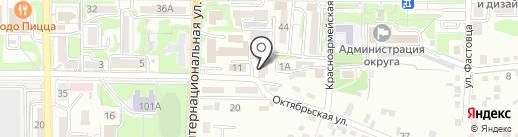 AppleClick на карте Артёма