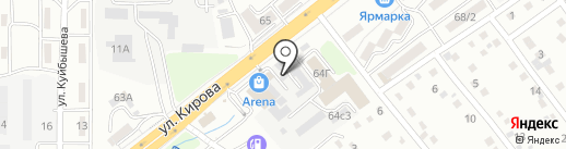 Cristal на карте Артёма