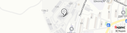 Шоп туры в Суйфэньхе на карте Находки