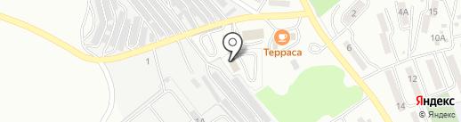 Прим-Судосервис на карте Находки