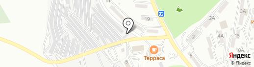 Бистро Хан на карте Находки