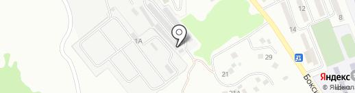 АвтоТек на карте Находки