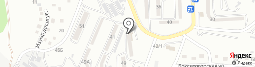 Пивной бутик на карте Находки