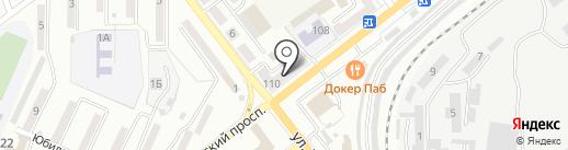 Нью Арт на карте Находки