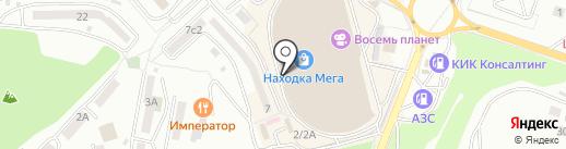 Церковная лавка на карте Находки