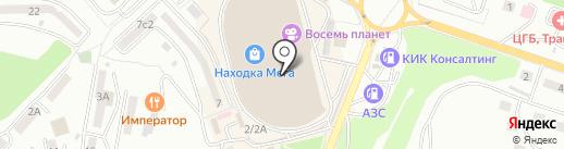 GSM-бутик на карте Находки