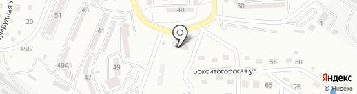 Маникюрный кабинет на карте Находки