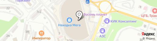 Manzana на карте Находки
