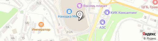 Реформа на карте Находки