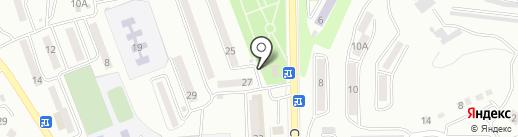 Продуктовый магазин на карте Находки