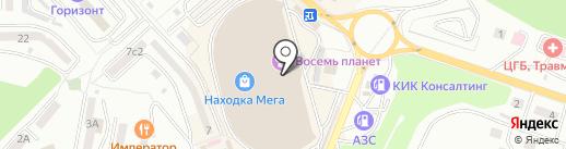 Tele2 на карте Находки