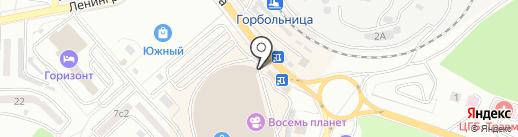 СемьСот на карте Находки