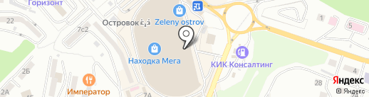 TELE 2 на карте Находки
