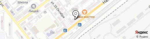 Дилан на карте Находки
