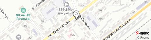 Жемчуг на карте Находки