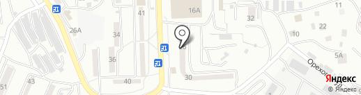 Магия на карте Находки