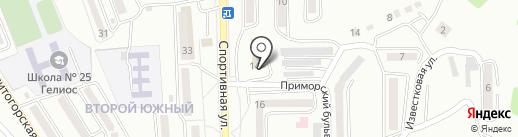VOTUM на карте Находки