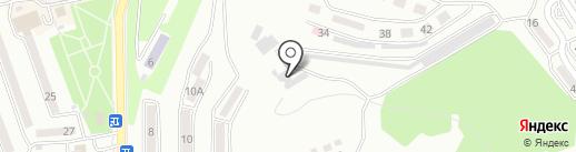 Эра Находка на карте Находки