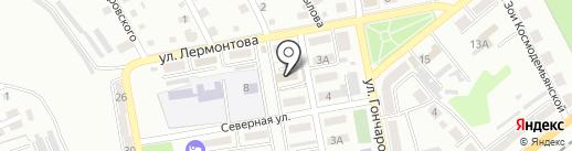 Алл Чина ДВ на карте Находки