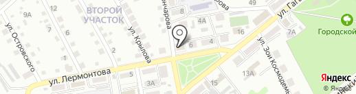 Поисково-спасательное подразделение г. Находки на карте Находки
