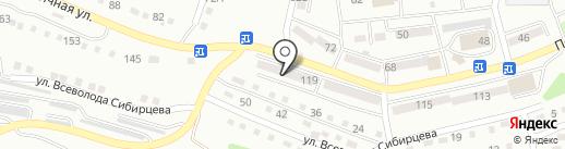 Интеллектуальный дом на карте Находки
