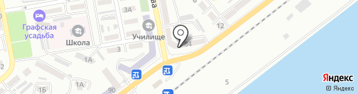 Интерсайт на карте Находки