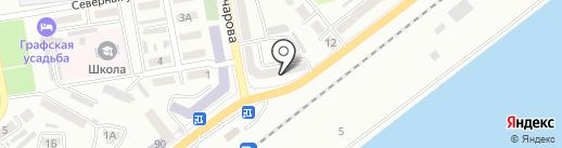 Солярис на карте Находки