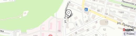 Военный комиссариат на карте Находки
